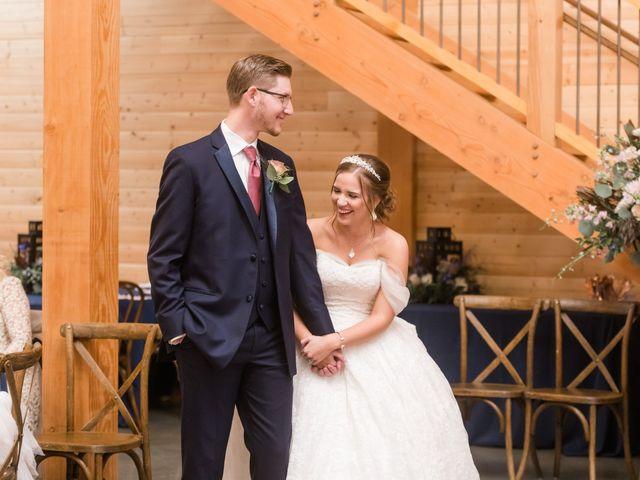 Graylin and Regan's Wedding in Franklin, Ohio 14