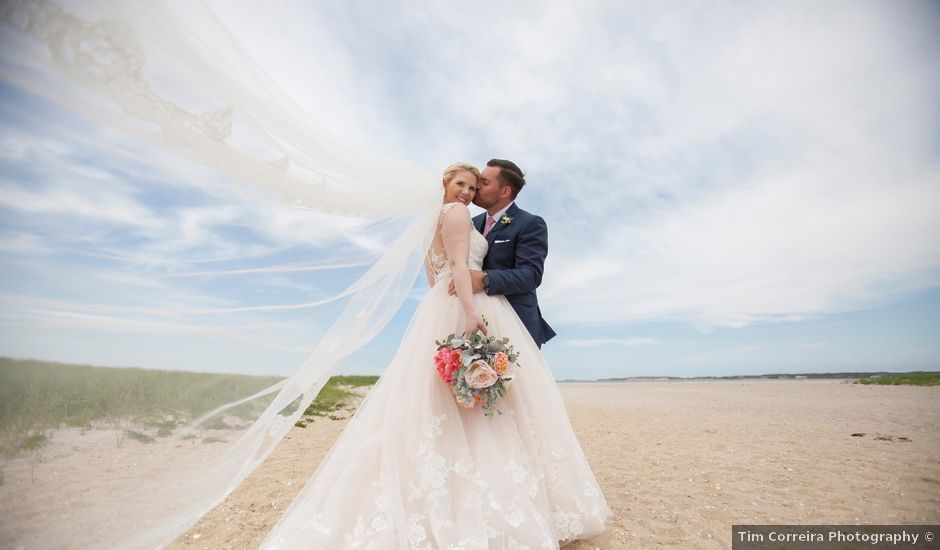 Kevin and Meaghan's Wedding in Edgartown, Massachusetts