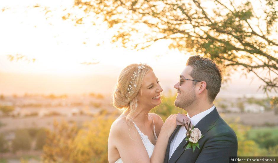 Cody and Andrea's Wedding in Las Vegas, Nevada