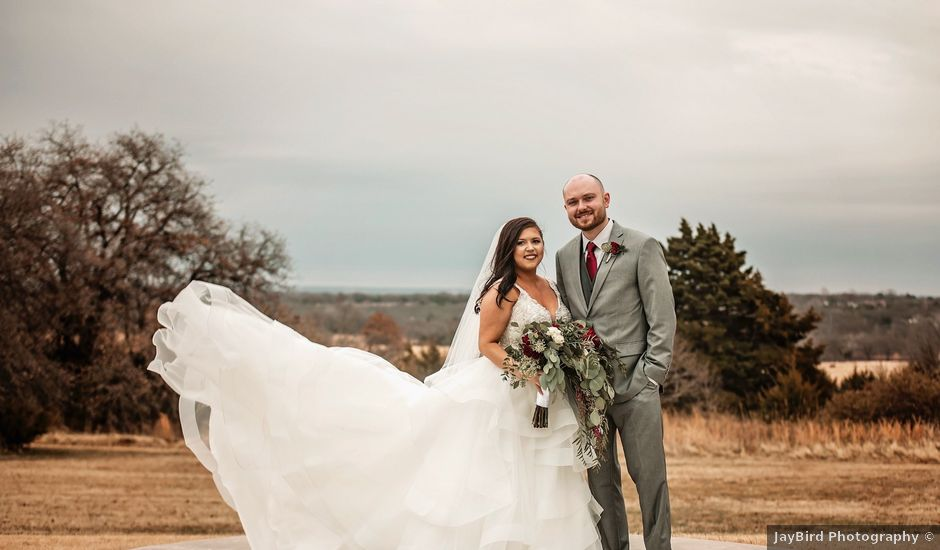 Justin and Taylor's Wedding in Stillwater, Oklahoma