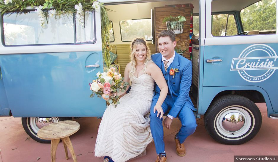 Albie and Ashley's Wedding in Paradise Valley, Arizona