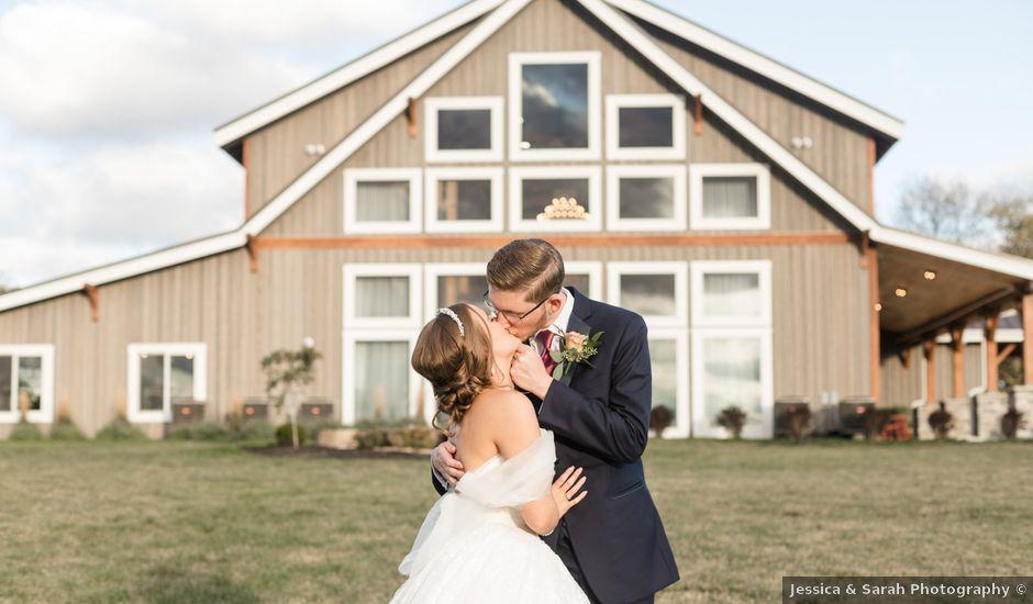 Graylin and Regan's Wedding in Franklin, Ohio