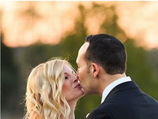 The wedding of David and Susan 2