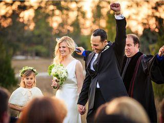 The wedding of David and Susan 3