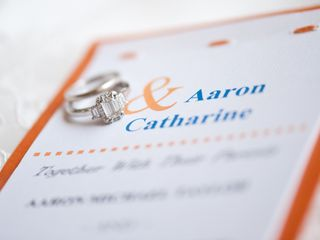 The wedding of Aaron and Catharine 2