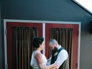 Lindsay and Colin's Wedding in Cleveland, Ohio 4