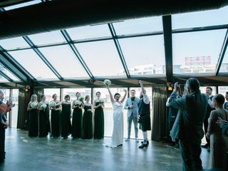 Lindsay and Colin's Wedding in Cleveland, Ohio 8