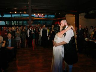 Lindsay and Colin's Wedding in Cleveland, Ohio 16