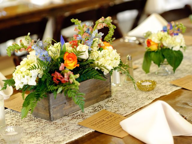 Catharine and Aaron's Wedding in Fort Mill, South Carolina 11