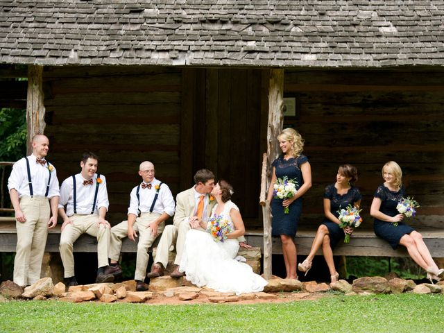 Catharine and Aaron's Wedding in Fort Mill, South Carolina 14