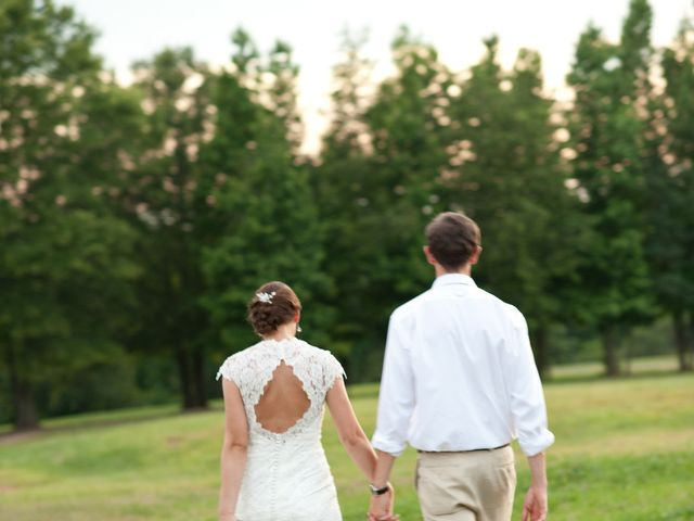 Catharine and Aaron's Wedding in Fort Mill, South Carolina 15