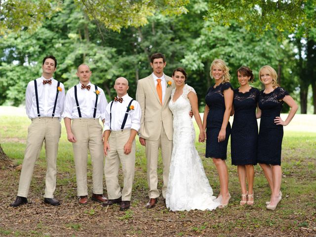 Catharine and Aaron's Wedding in Fort Mill, South Carolina 6