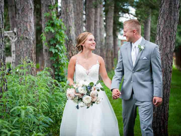 The wedding of Taylor and Jake