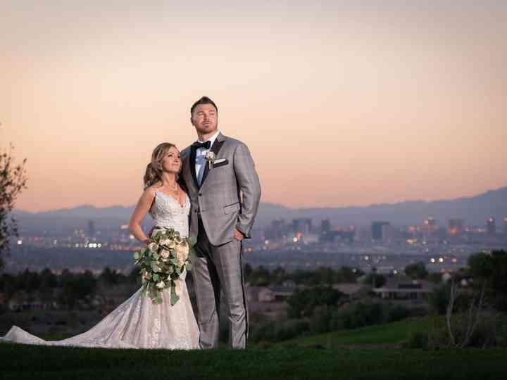 The wedding of Nicole and Chuck