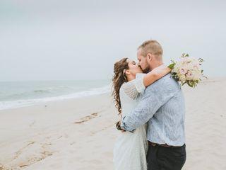 The wedding of Lindsay and Jim