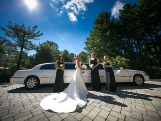 Lauren and Damien's Wedding in Basking Ridge, New Jersey 4