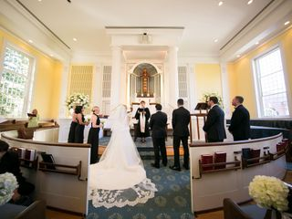 Lauren and Damien's Wedding in Basking Ridge, New Jersey 8