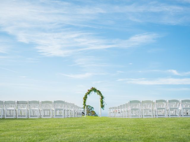 Arturo and Christina's Wedding in Seaside, California 1