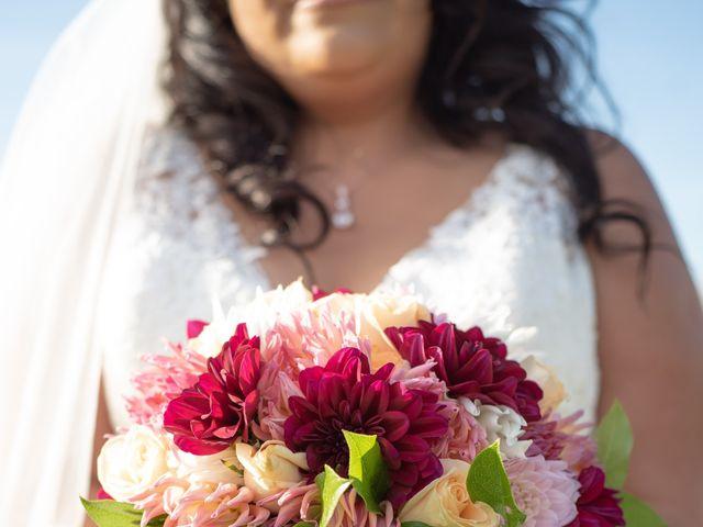 Arturo and Christina's Wedding in Seaside, California 6