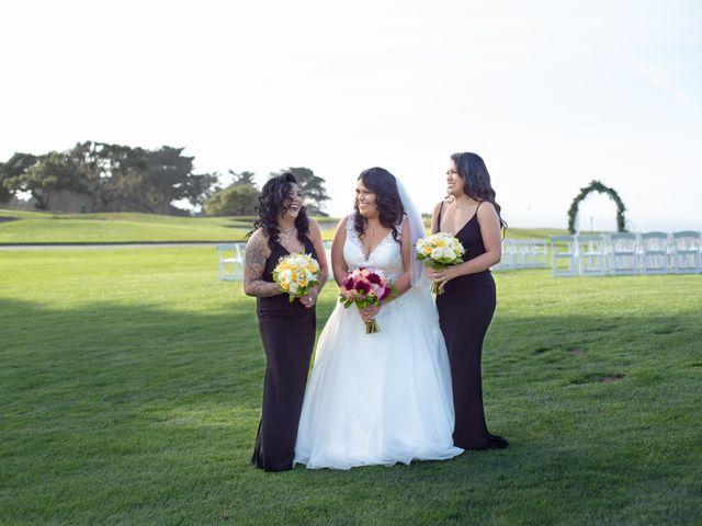 Arturo and Christina's Wedding in Seaside, California 8