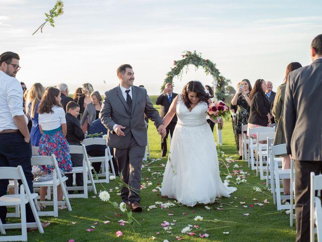Arturo and Christina's Wedding in Seaside, California 10
