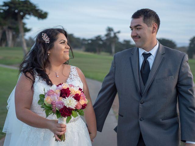 Arturo and Christina's Wedding in Seaside, California 12