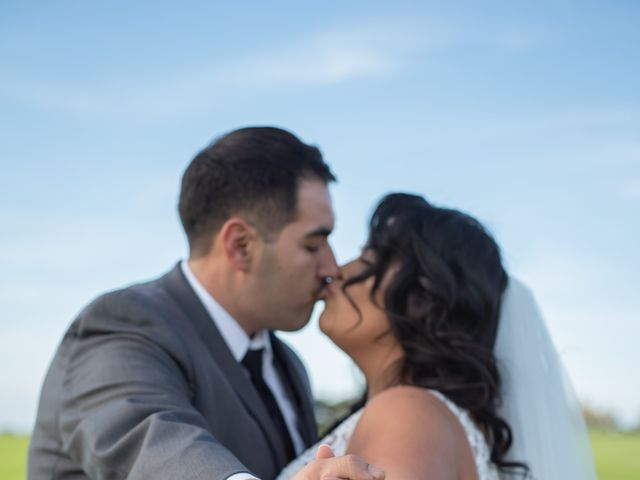 Arturo and Christina's Wedding in Seaside, California 7