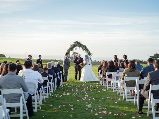 Arturo and Christina's Wedding in Seaside, California 9