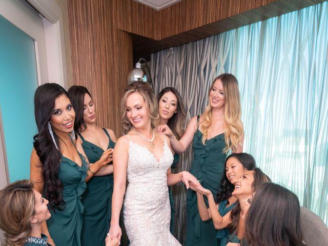 Chuck and Nicole's Wedding in Las Vegas, Nevada 36