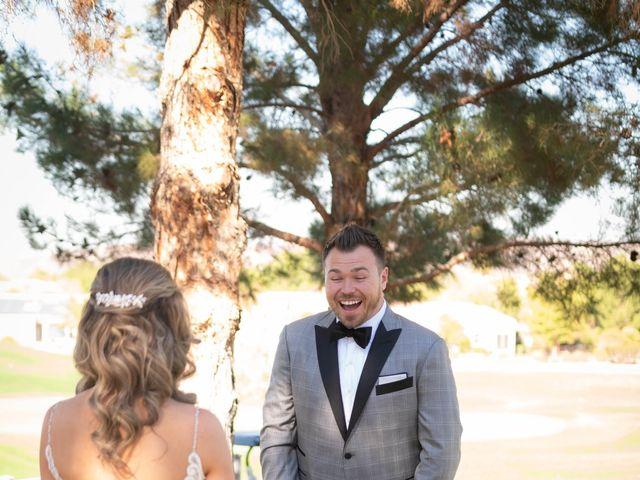 Chuck and Nicole's Wedding in Las Vegas, Nevada 44