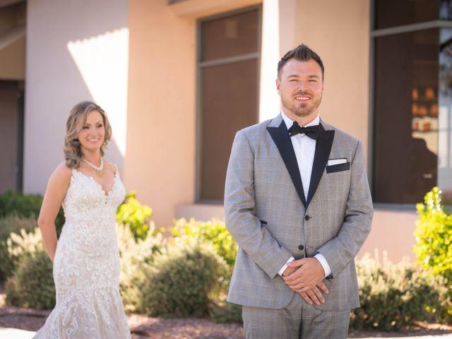 Chuck and Nicole's Wedding in Las Vegas, Nevada 45