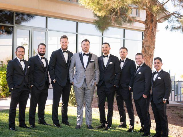 Chuck and Nicole's Wedding in Las Vegas, Nevada 49