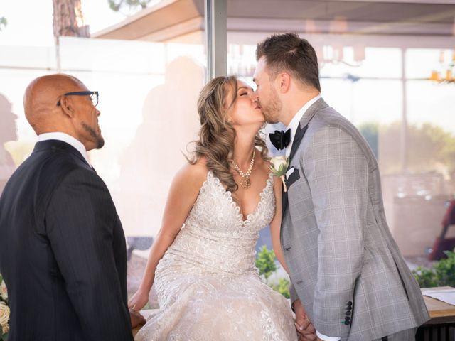 Chuck and Nicole's Wedding in Las Vegas, Nevada 63