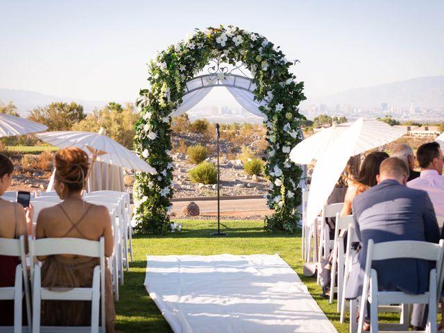 Chuck and Nicole's Wedding in Las Vegas, Nevada 66