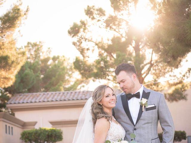 Chuck and Nicole's Wedding in Las Vegas, Nevada 69