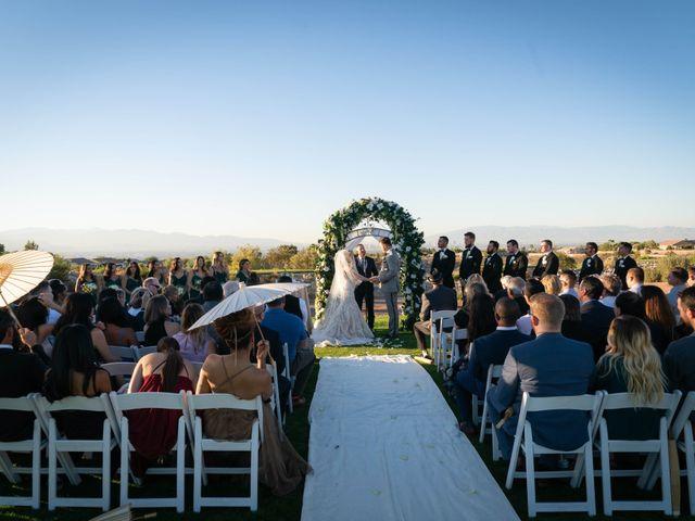Chuck and Nicole's Wedding in Las Vegas, Nevada 76