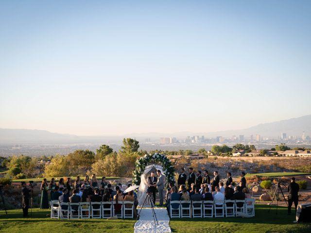 Chuck and Nicole's Wedding in Las Vegas, Nevada 77