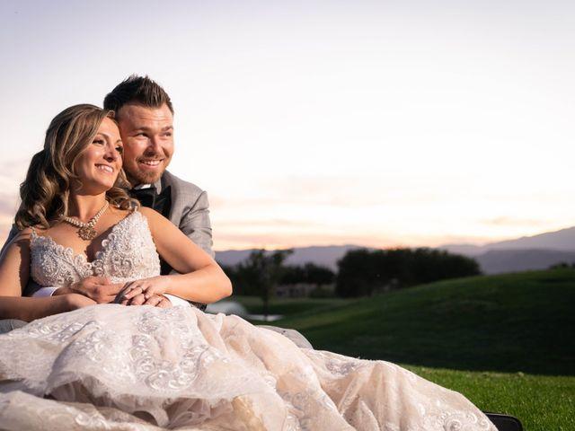 Chuck and Nicole's Wedding in Las Vegas, Nevada 85