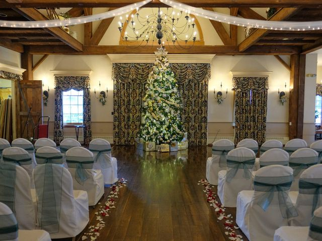 Mike and Pam's Wedding in Sturbridge, Massachusetts 9