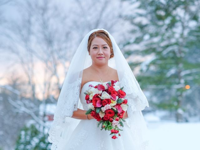 Mike and Pam's Wedding in Sturbridge, Massachusetts 28