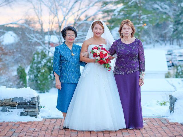 Mike and Pam's Wedding in Sturbridge, Massachusetts 31