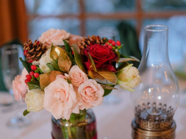 Mike and Pam's Wedding in Sturbridge, Massachusetts 34