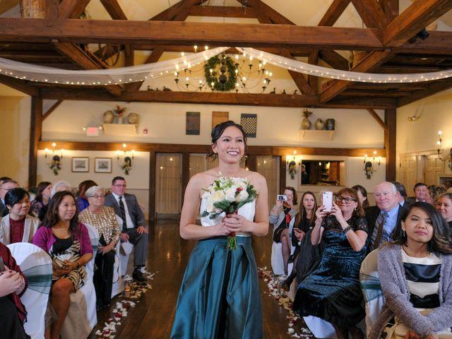 Mike and Pam's Wedding in Sturbridge, Massachusetts 38