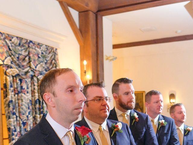 Mike and Pam's Wedding in Sturbridge, Massachusetts 39