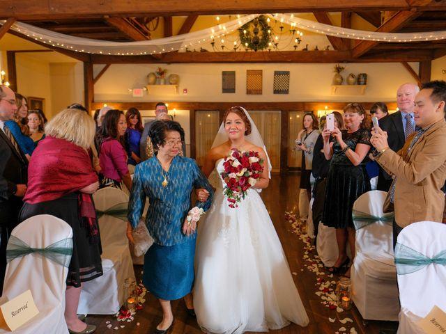 Mike and Pam's Wedding in Sturbridge, Massachusetts 40