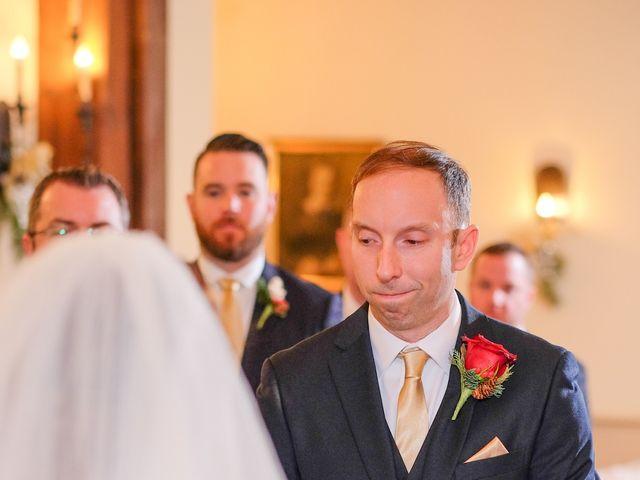 Mike and Pam's Wedding in Sturbridge, Massachusetts 41
