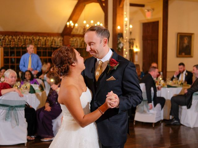 Mike and Pam's Wedding in Sturbridge, Massachusetts 50
