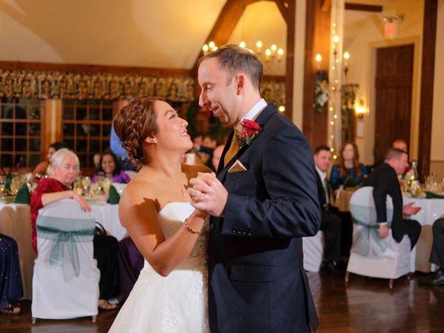 Mike and Pam's Wedding in Sturbridge, Massachusetts 51