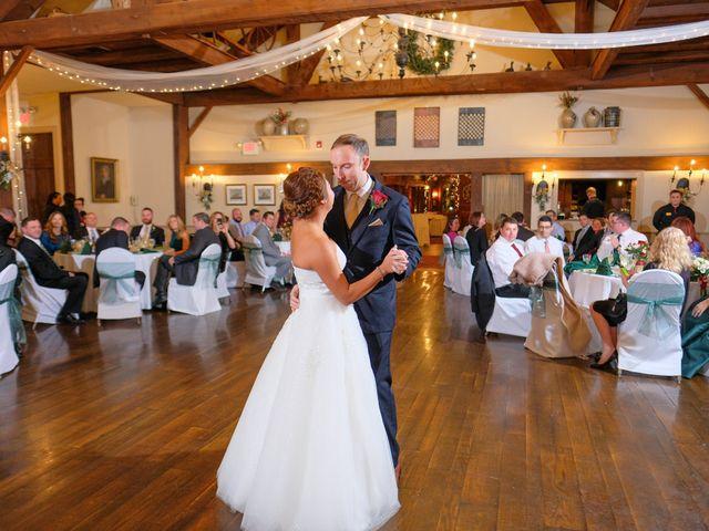 Mike and Pam's Wedding in Sturbridge, Massachusetts 53
