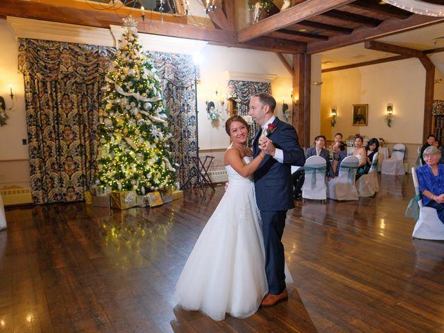 Mike and Pam's Wedding in Sturbridge, Massachusetts 55